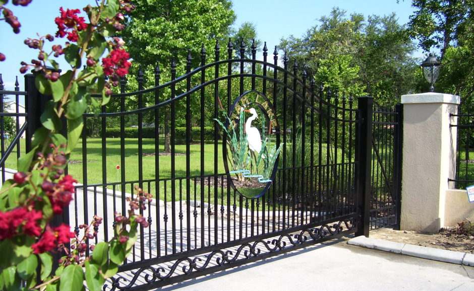 Gates Elegante Can Fence Gate And Fabricate Any