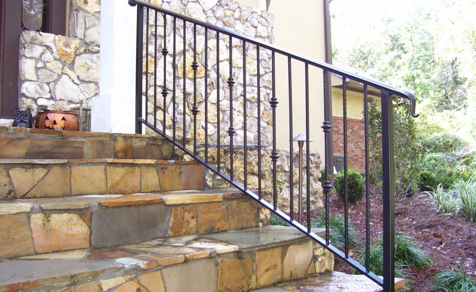 See Our Beautifully Handcrafted Ironwork Balcony Railings